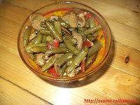 salat-iz-struchkovoj-fasoli-v-multivarke