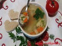 Детский суп с макаронами рецепт