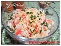 Салат из редьки с помидором рецепт